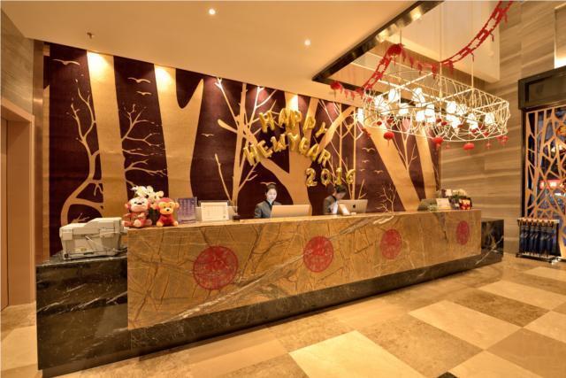 Echeng Hotel Liuzhou Central Square