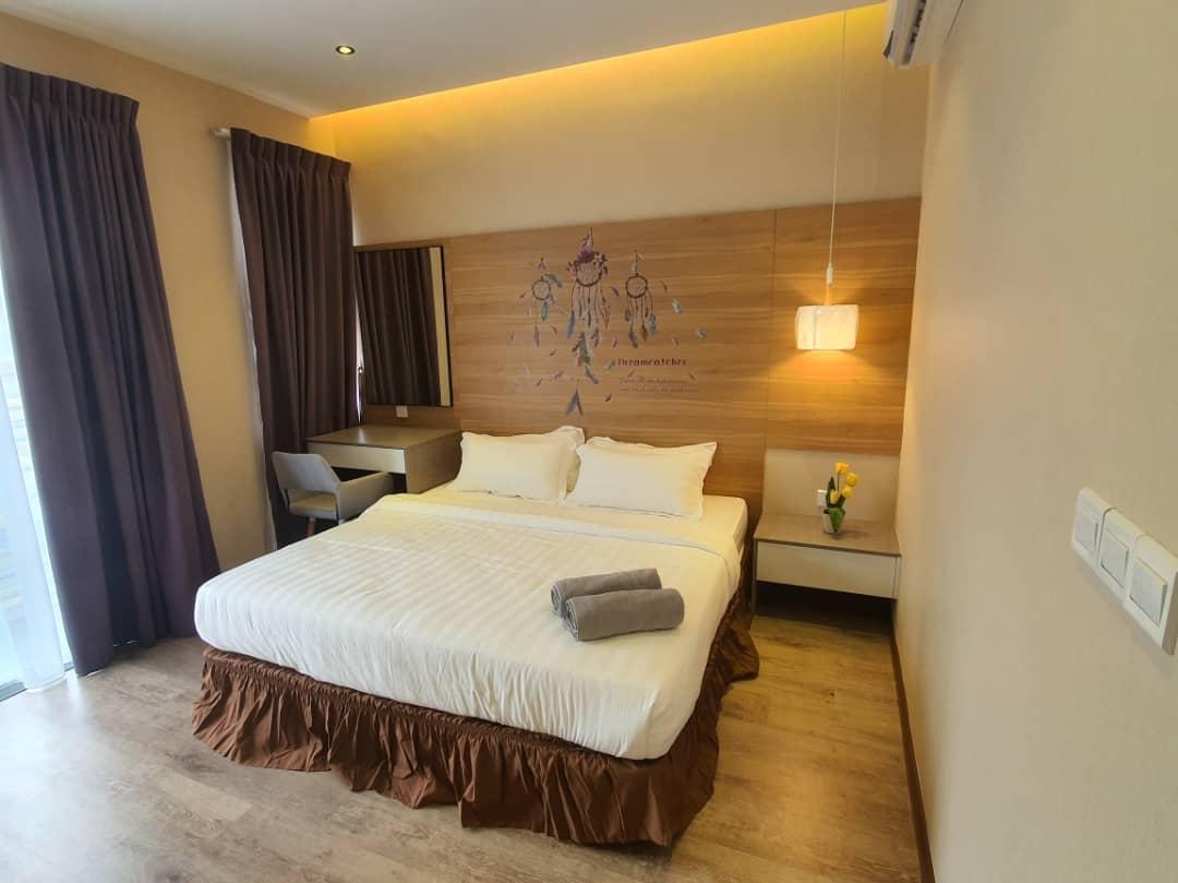 Aeropod KK Condominium K1 6 1A @ Golden Suite