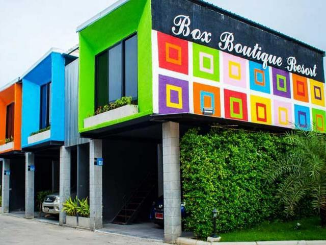 บอคซ์ บูติคน์ รีสอร์ท – Box Boutique Resort
