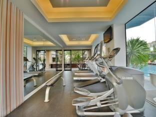 Abloom Exclusive Serviced Apartments Bangkok - Gimnasio