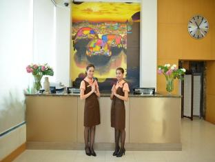 Abloom Exclusive Serviced Apartments Bangkok - Reception