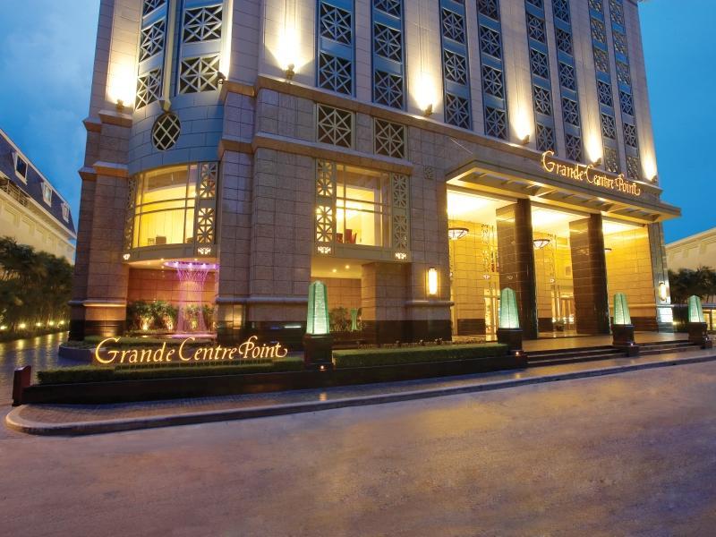 グランデ センター ポイント ホテル ラチャダムリ6