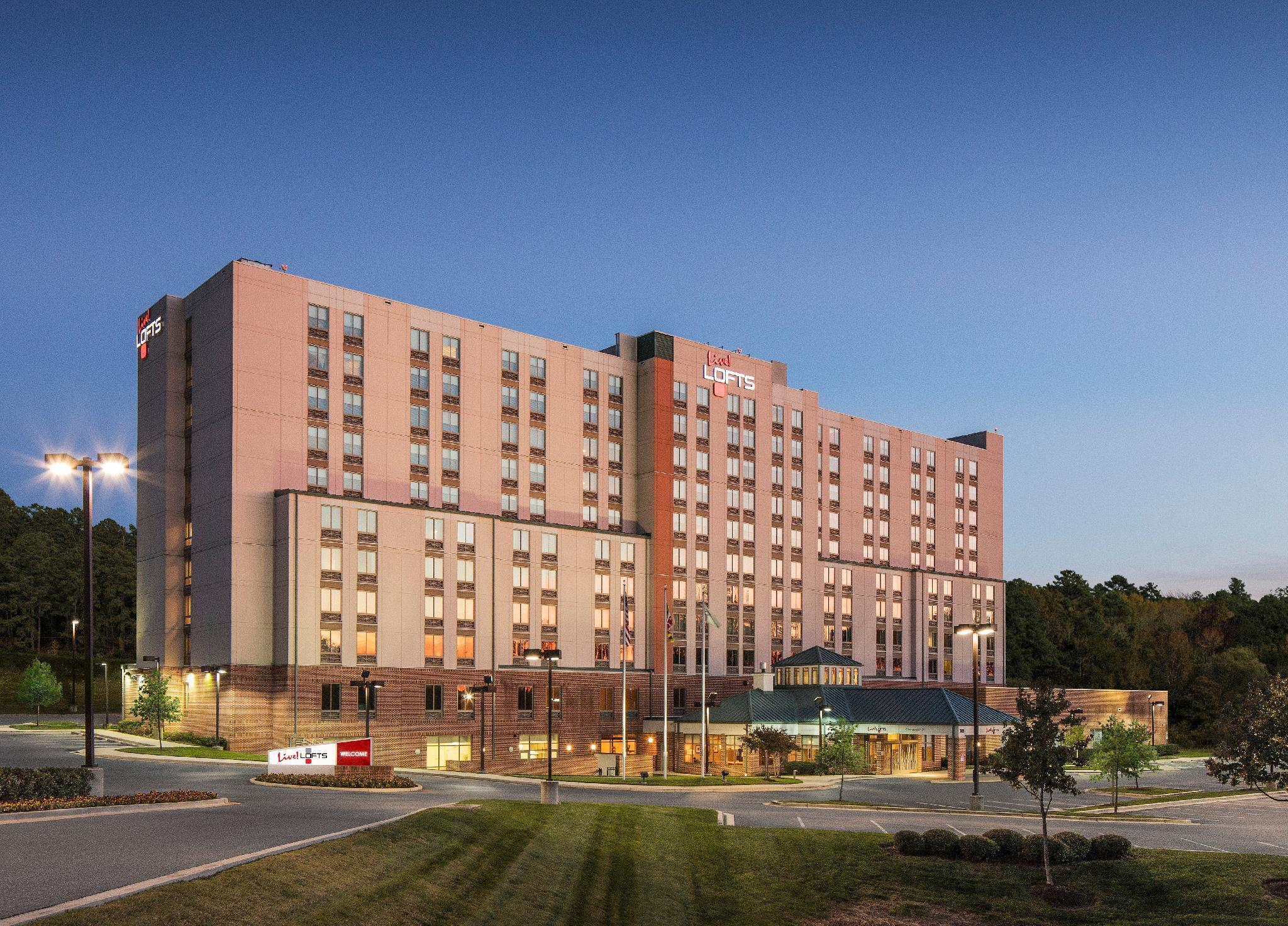 About Live! Lofts Hanover/BWI
