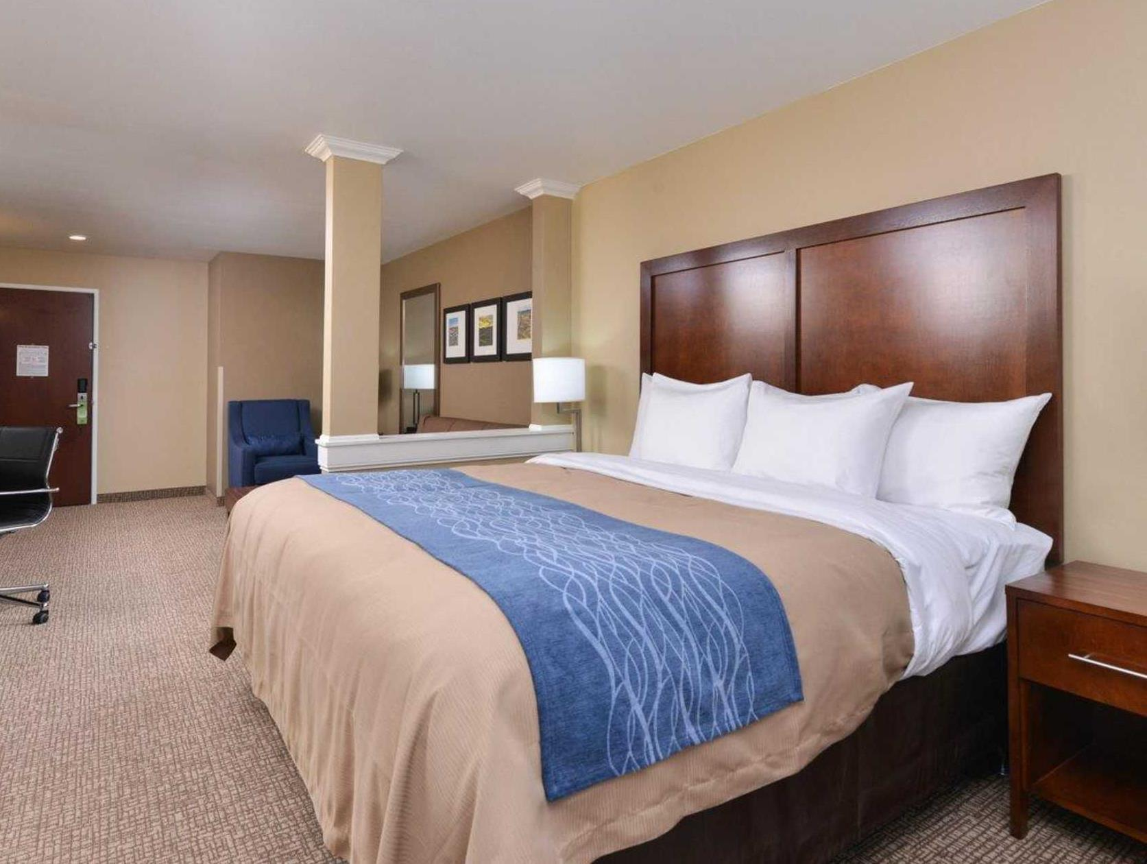 Comfort Inn and Suites Mandan - Bismarck Reviews