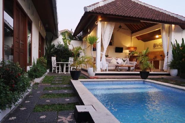 Kiky Tropical Villa - Seminyak Prime Location