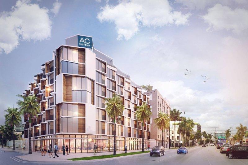 AC Hotel By Marriott Miami Midtown