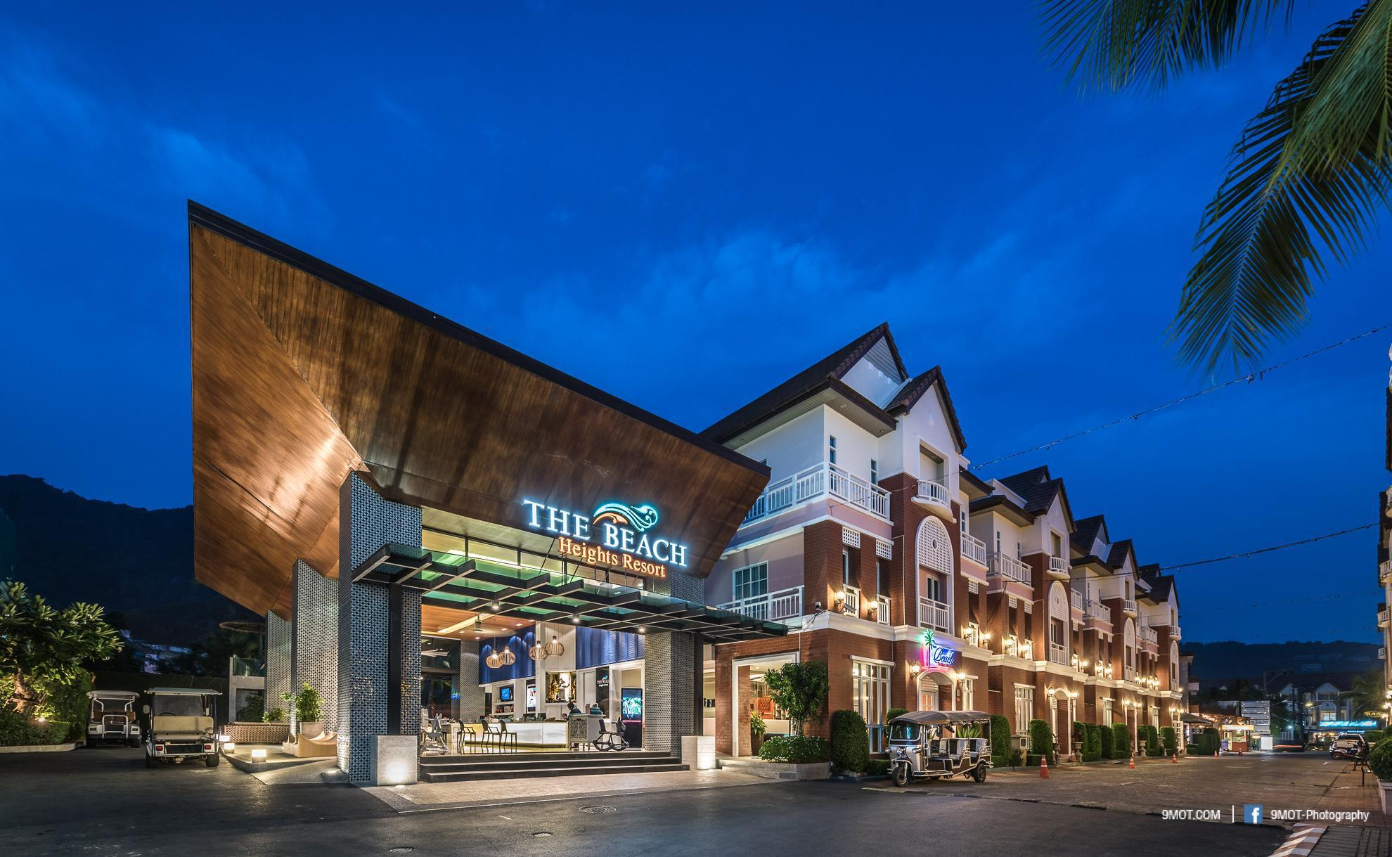 The Beach Boutique House Hotel โรงแรมเดอะ บีช บูทิค เฮาส์