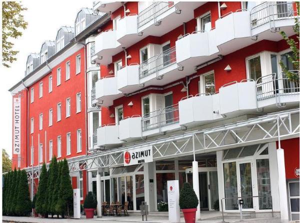 Azimut Hotel Dresden Dresden