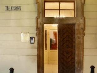 The Charles Hotel Prag - Entré