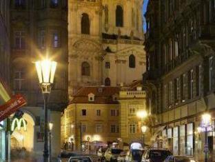 The Charles Hotel Prag - Hotellet från utsidan