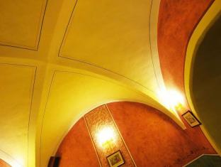 The Charles Hotel Prag - Hotellet från insidan