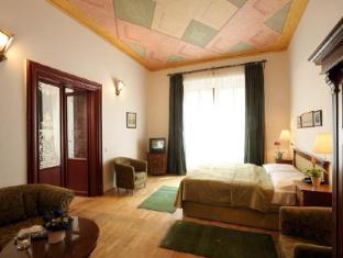 The Charles Hotel Prag - Gästrum