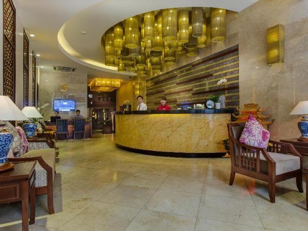 Oriental Suites Hotel & Spa Hanoi