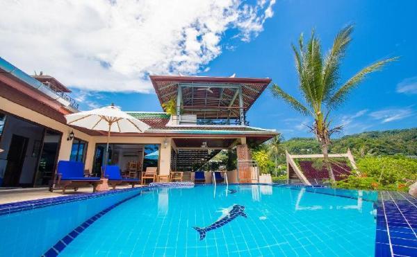 Villa Malee , SEA VIEW INFINITY POOL, Staff, Chef. Phuket