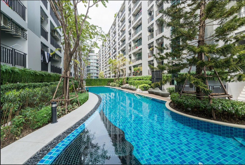 Bangkok Nice BTS Samrong 1 Bedroom And 1 Bathroom
