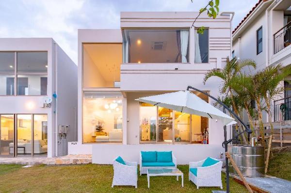 Ocean View Villa  fuchaku okinawa Okinawa Main island