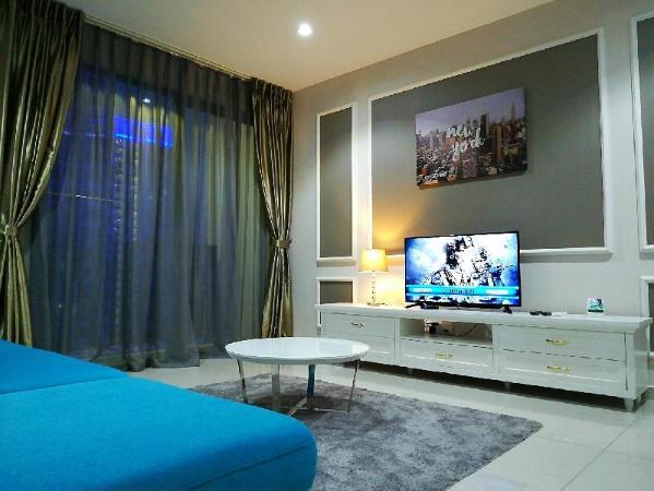 I-CITY FAMILY SUITE 1 /WiFi/NETFLIX/CORNER LOT Shah Alam