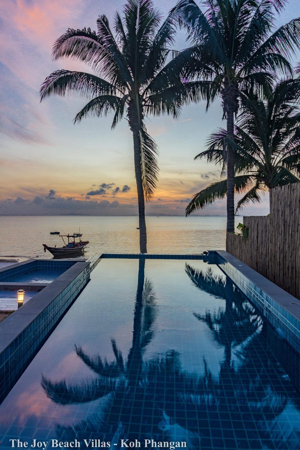 Joy Beach Villas - Deluxe วิลลา 1 ห้องนอน 1 ห้องน้ำส่วนตัว ขนาด 60 ตร.ม. – วกตุ่ม