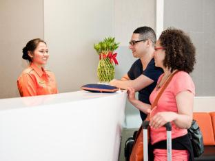 Citin Seacare Pudu by Compass Hospitality Kuala Lumpur - Reception