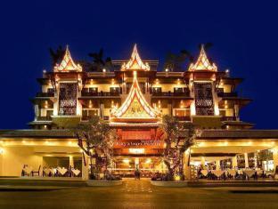 Rayaburi Hotel Patong Phuket - zunanjost hotela