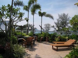 拉雅布里巴東飯店 普吉島 - 庭院