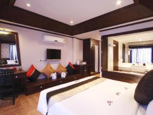 โรงแรมรายาบุรี ป่าตอง ภูเก็ต - ห้องพัก
