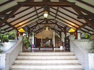 โรงแรมอาลัม ซารี เกลิกี บาหลี - ล็อบบี้