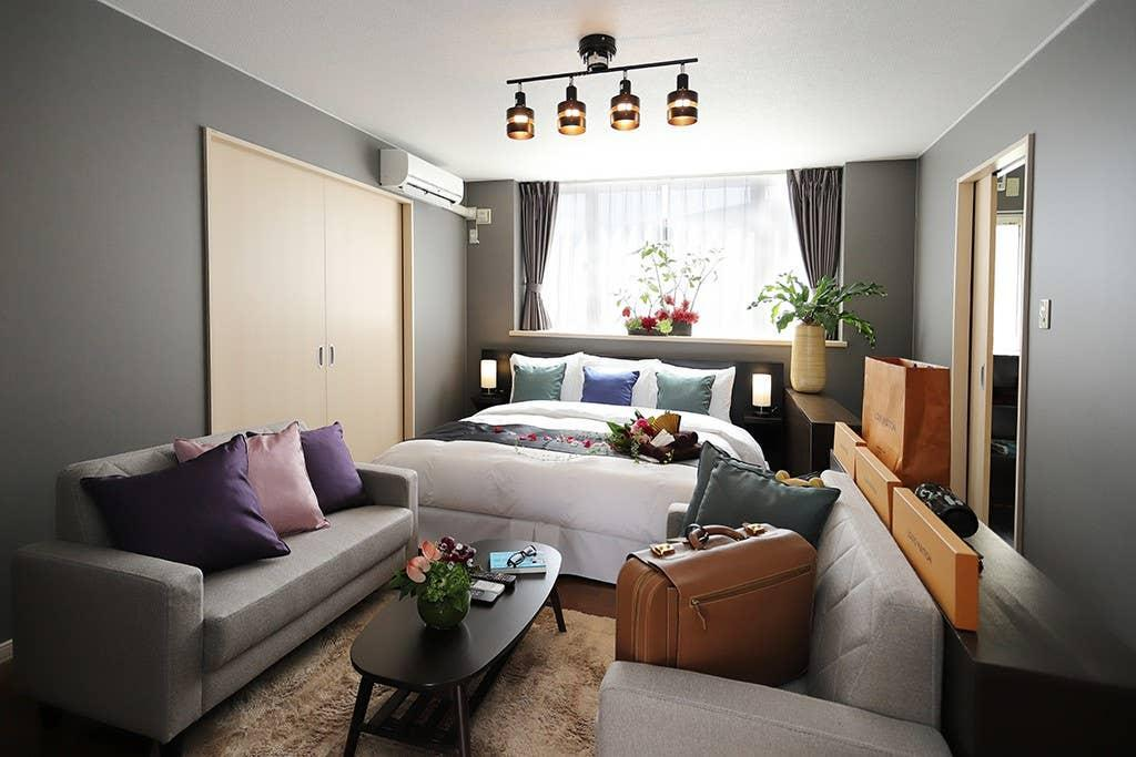 Asahikawa Residence 3 Bedrooms And 2 Bathrooms