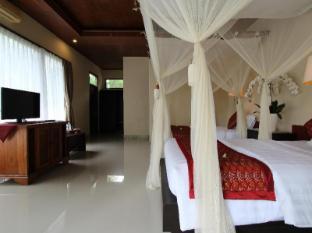 Putri Ayu Cottages Балі - Вітальня