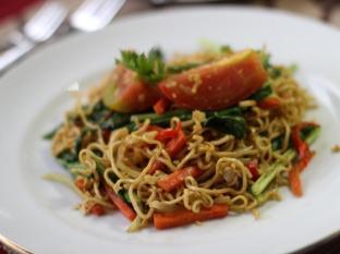 普特里阿玉別墅飯店 峇里島 - 餐飲服務