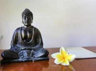 The Sanyas Suite Seminyak Bali - Working Table Capture