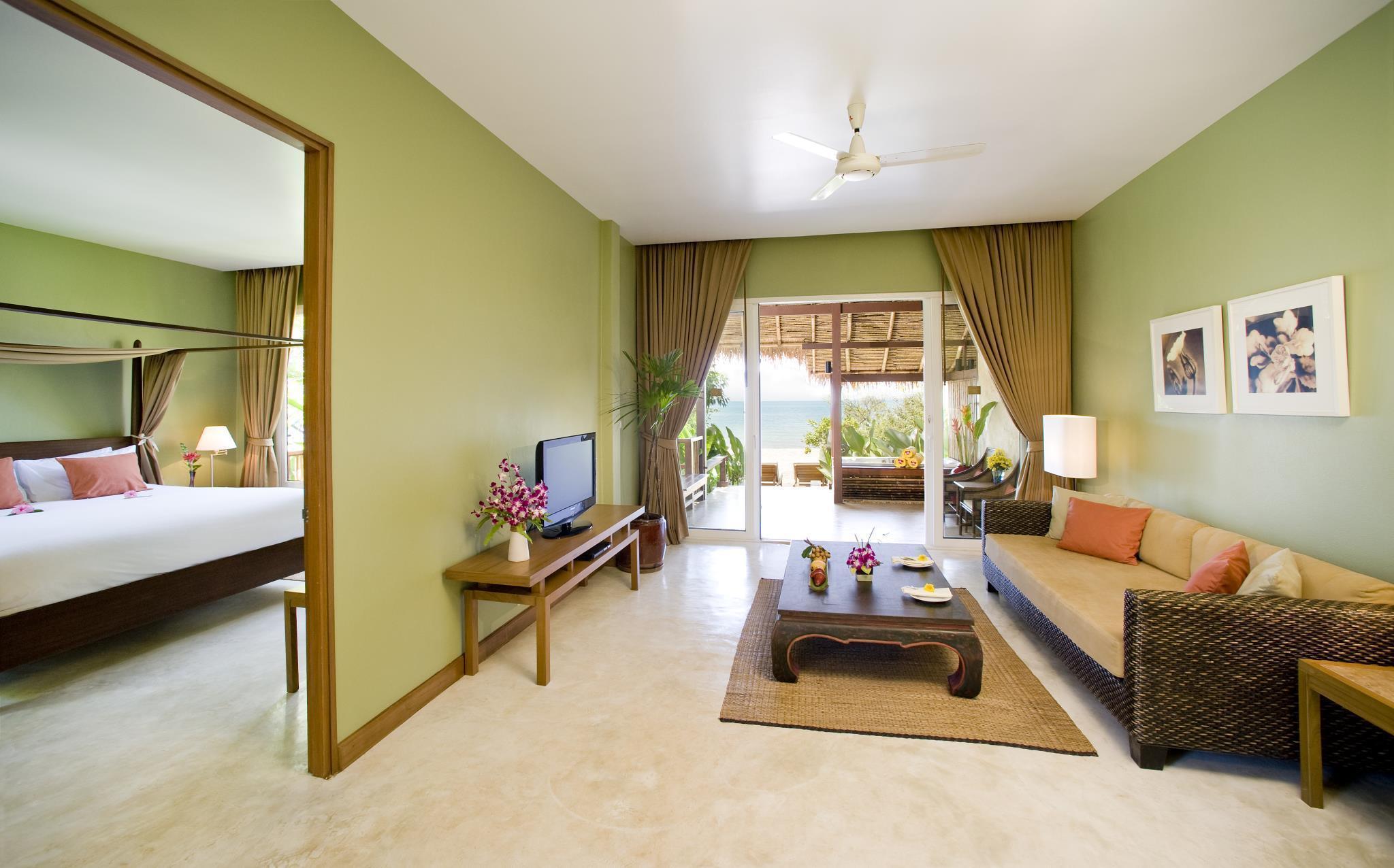 Centara Chaan Talay Resort & Villas เซ็นทารา ชานทะเล รีสอร์ท แอนด์ วิลลา