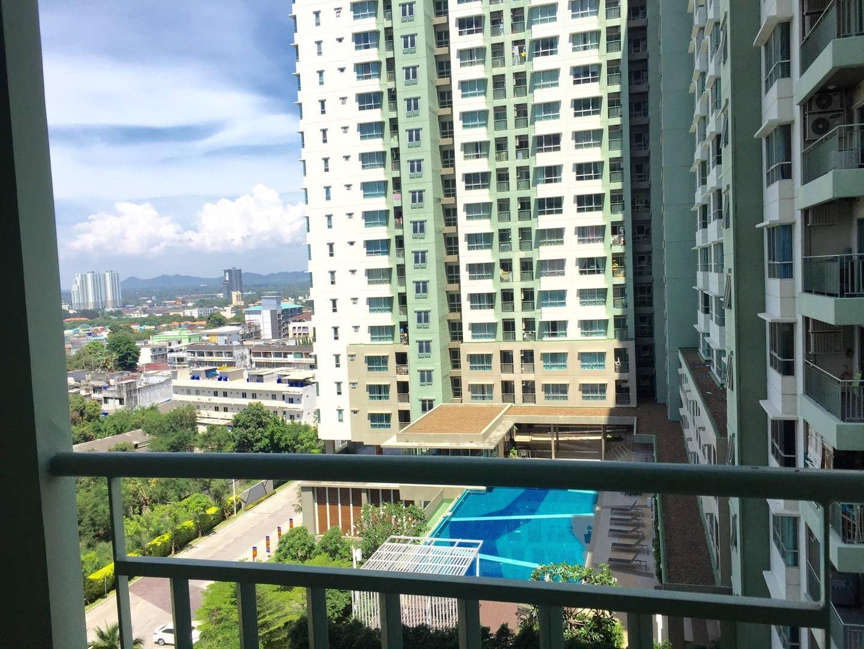 Lumpini North Pattaya 10 mins Walk to Beach บ้านเดี่ยว 1 ห้องนอน 1 ห้องน้ำส่วนตัว ขนาด 35 ตร.ม. – พัทยากลาง