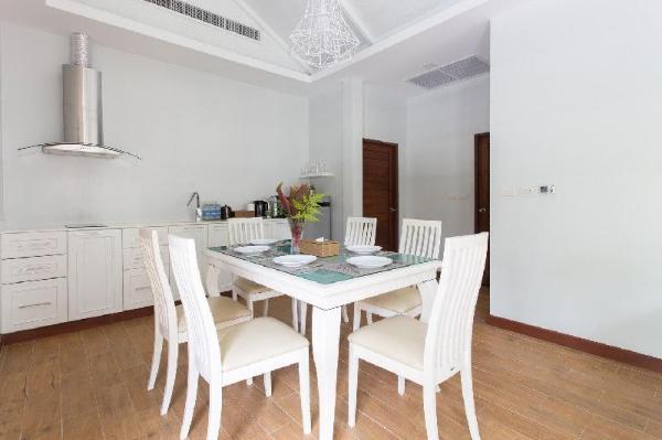Alisea Two Bedroom Pool Villa - 5 Mins To Ao Nang Krabi