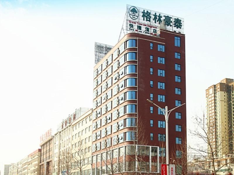 GreenTree Inn LuoYang YiChuan Yilong Avenue