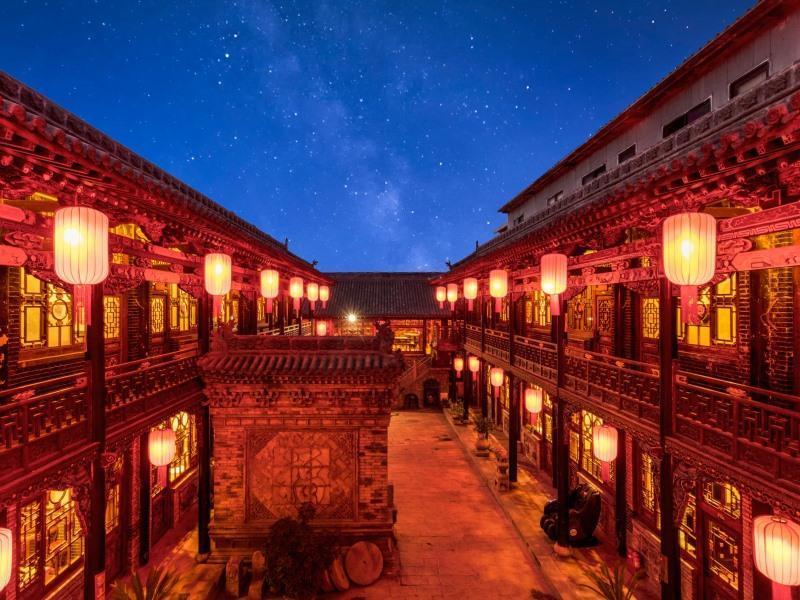 GreenTree Alliance PinGYAo Ancient City Folk Hotel