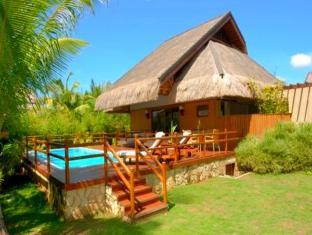 Eskaya Beach Resort and Spa Panglao Island - Balai Type 2 Swimming Pool & Whirlpool Bath Villa