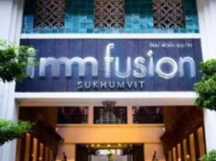Imm Fusion Sukhumvit Hotel Bangkok - View