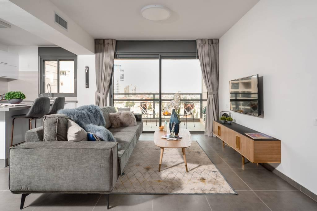 Luxurious Flat In Residential Area