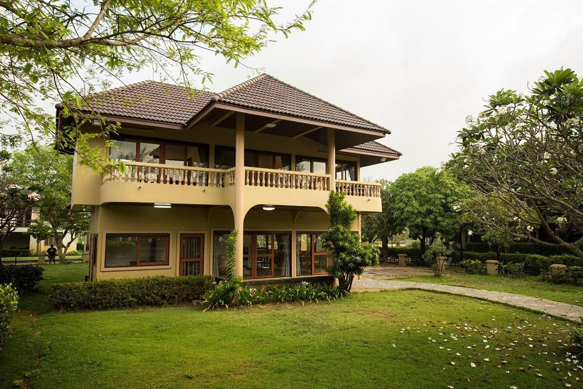 3 Bedroom Villa-full facilities วิลลา 3 ห้องนอน 2 ห้องน้ำส่วนตัว ขนาด 30 ตร.ม. – แกลง
