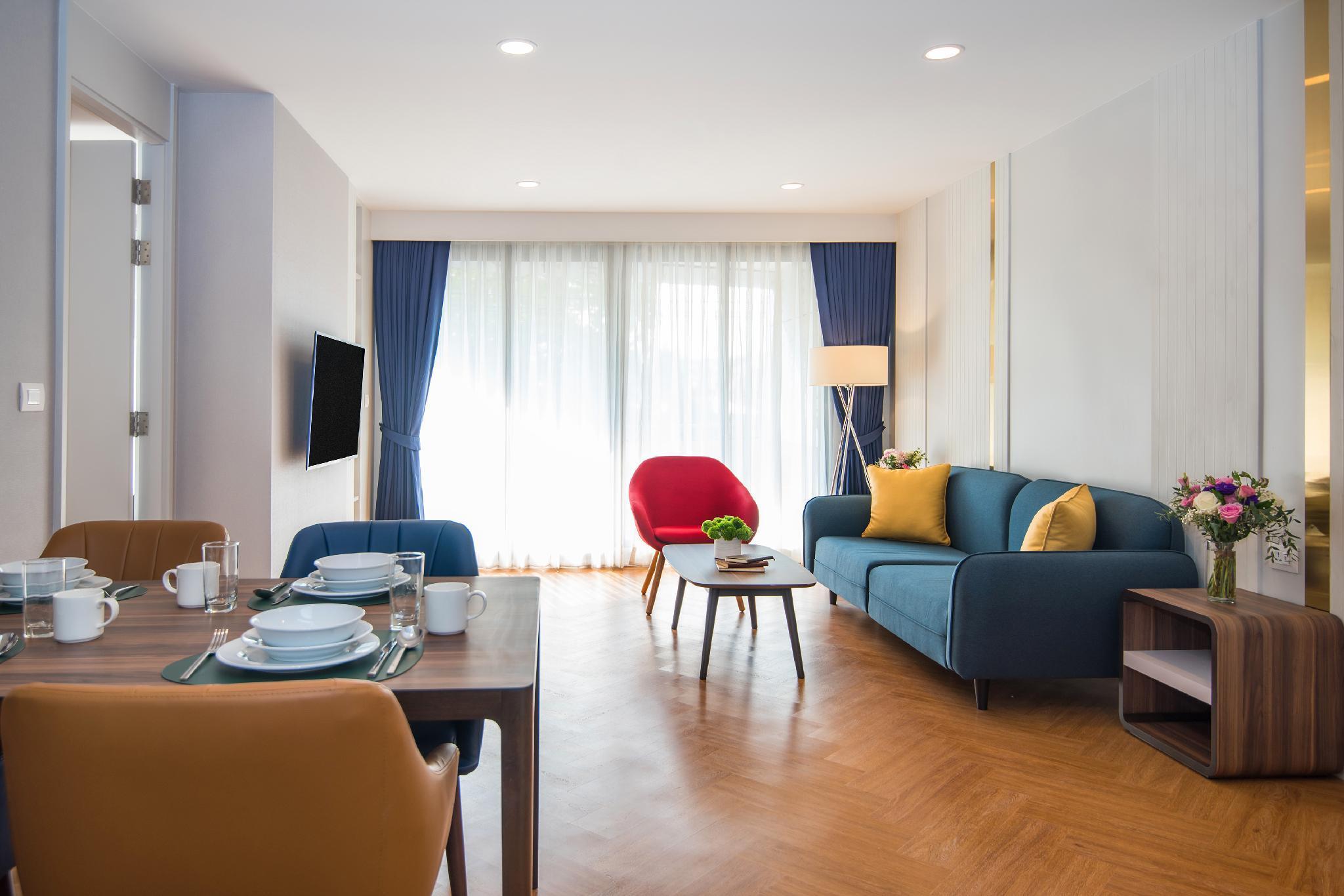 Amanta Hotel And Residence Sathorn