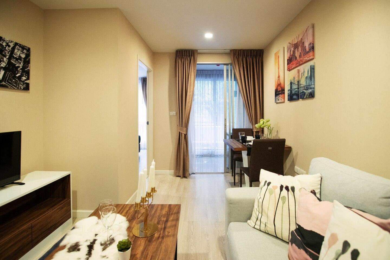 Double Apartment Next To Bangkok University Bkb139