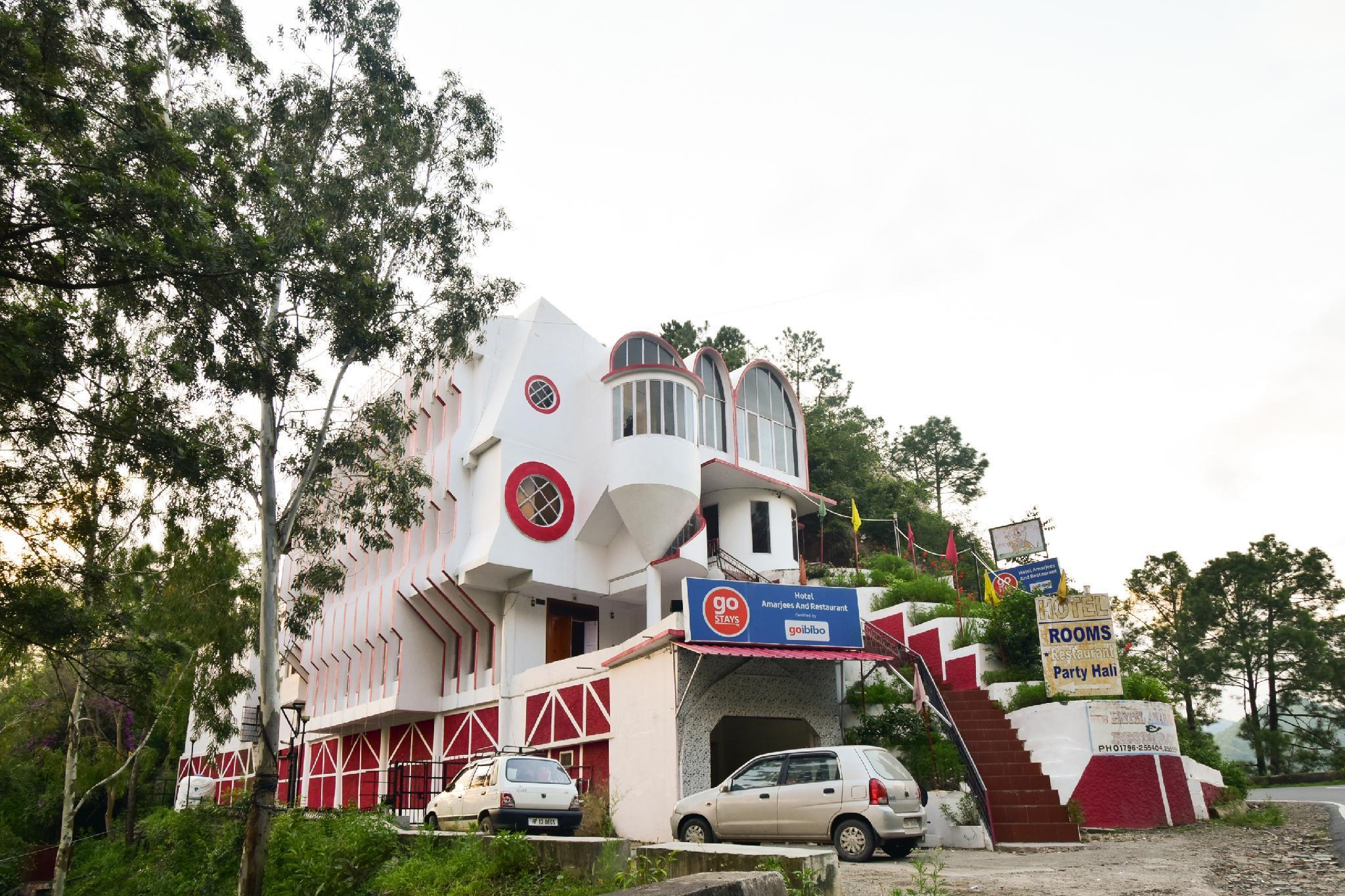 OYO 44670 Hotel Amarjees