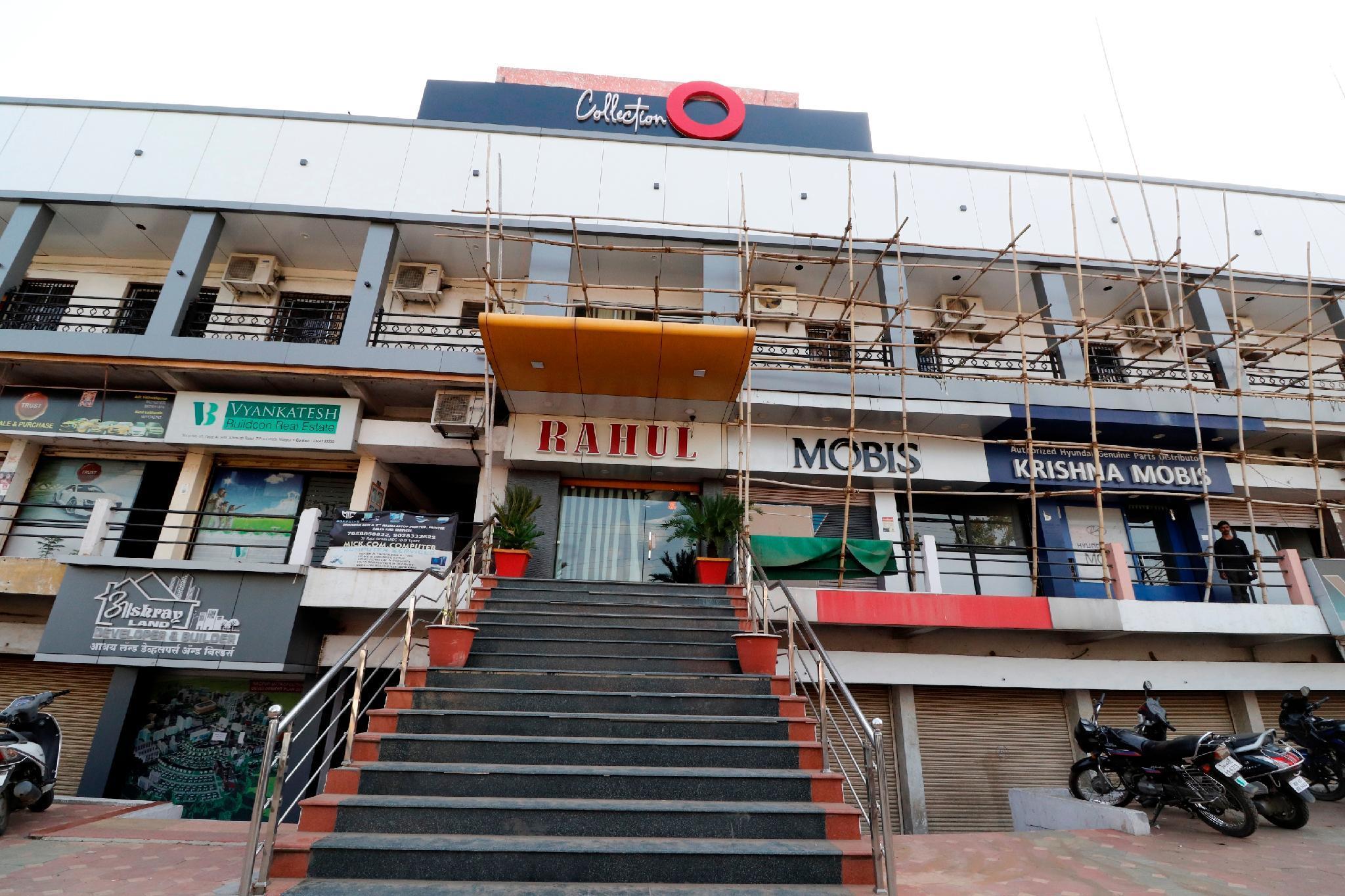 Collection O 45418 Hotel Rahul Palace Duttawadi