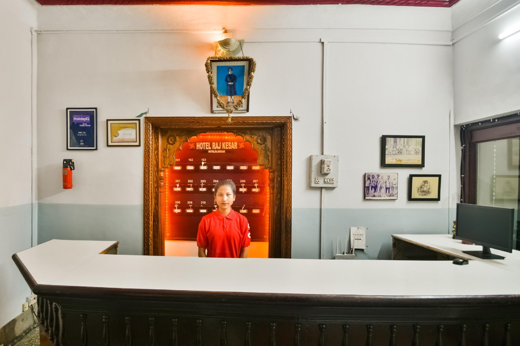 OYO 47097 Hotel Raj Kesar