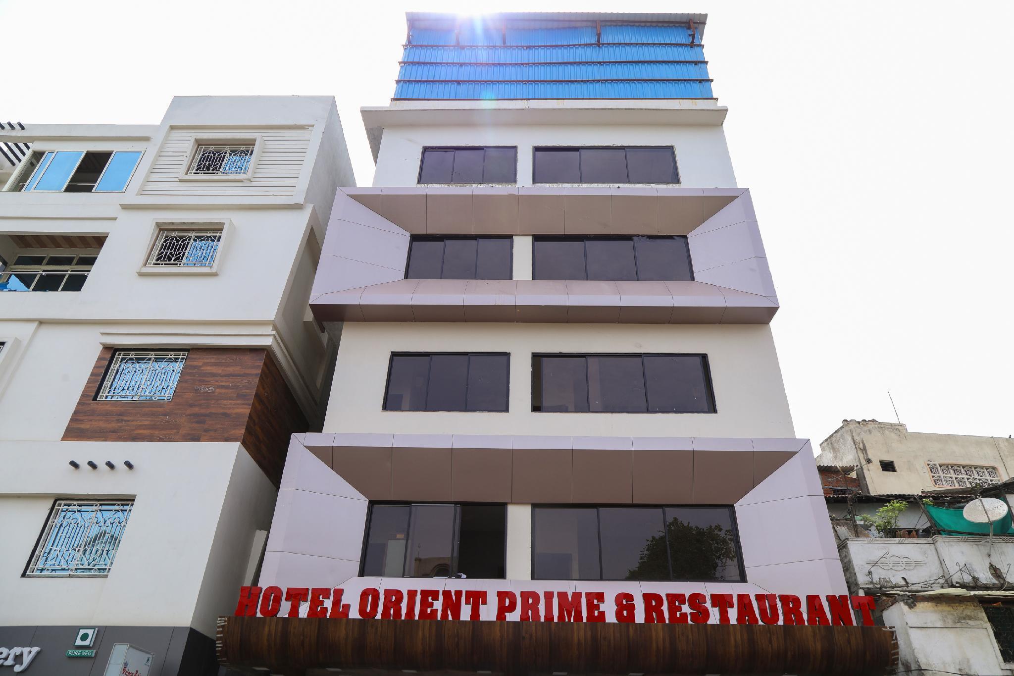 OYO Flagship 47794 Hotel Orient Prime