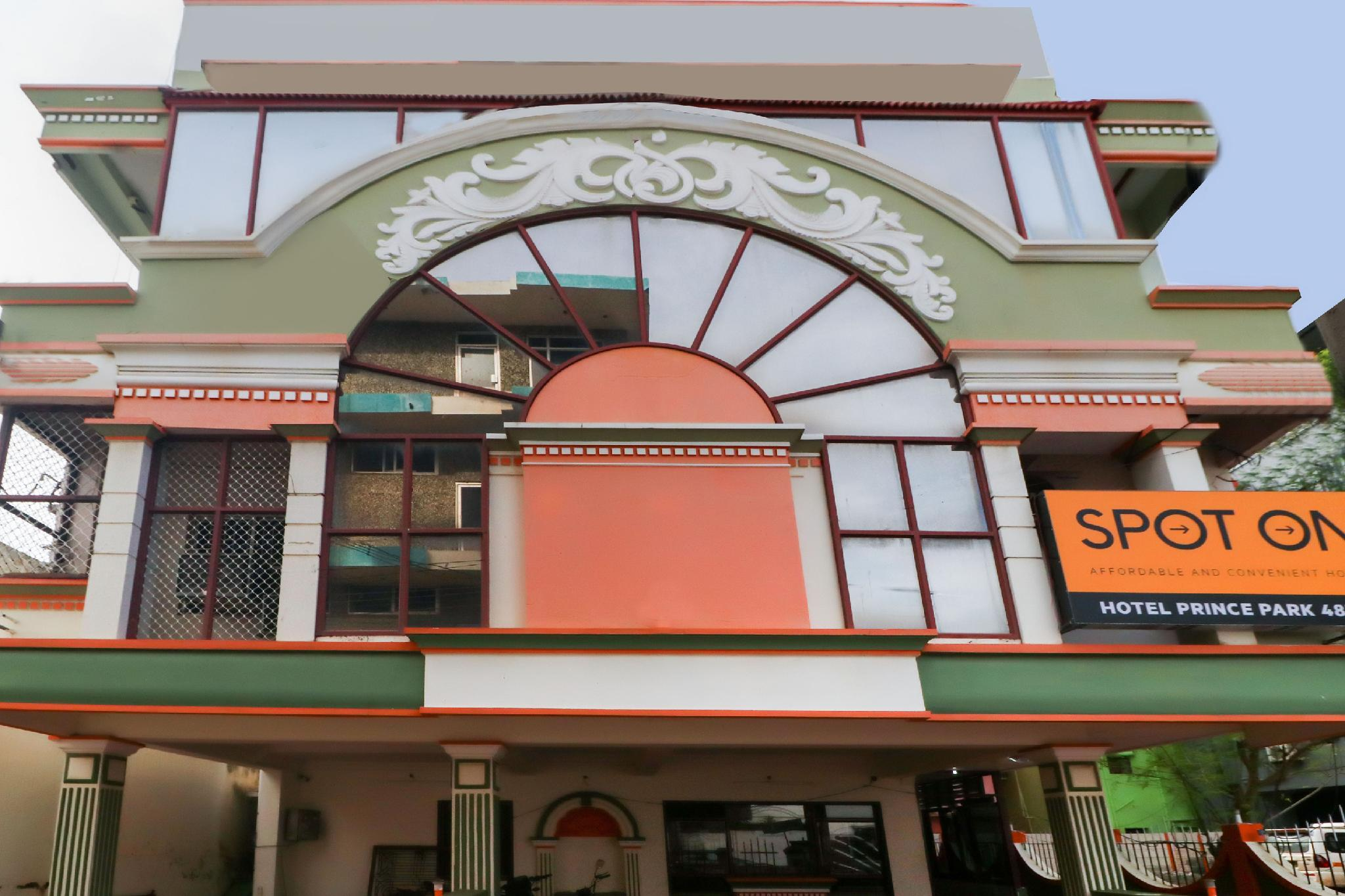 SPOT ON 48318 Hotel Prince Park