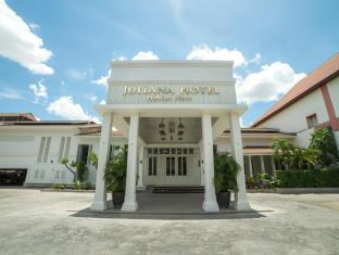 Juliana Hotel Phnom Penh - Entrance