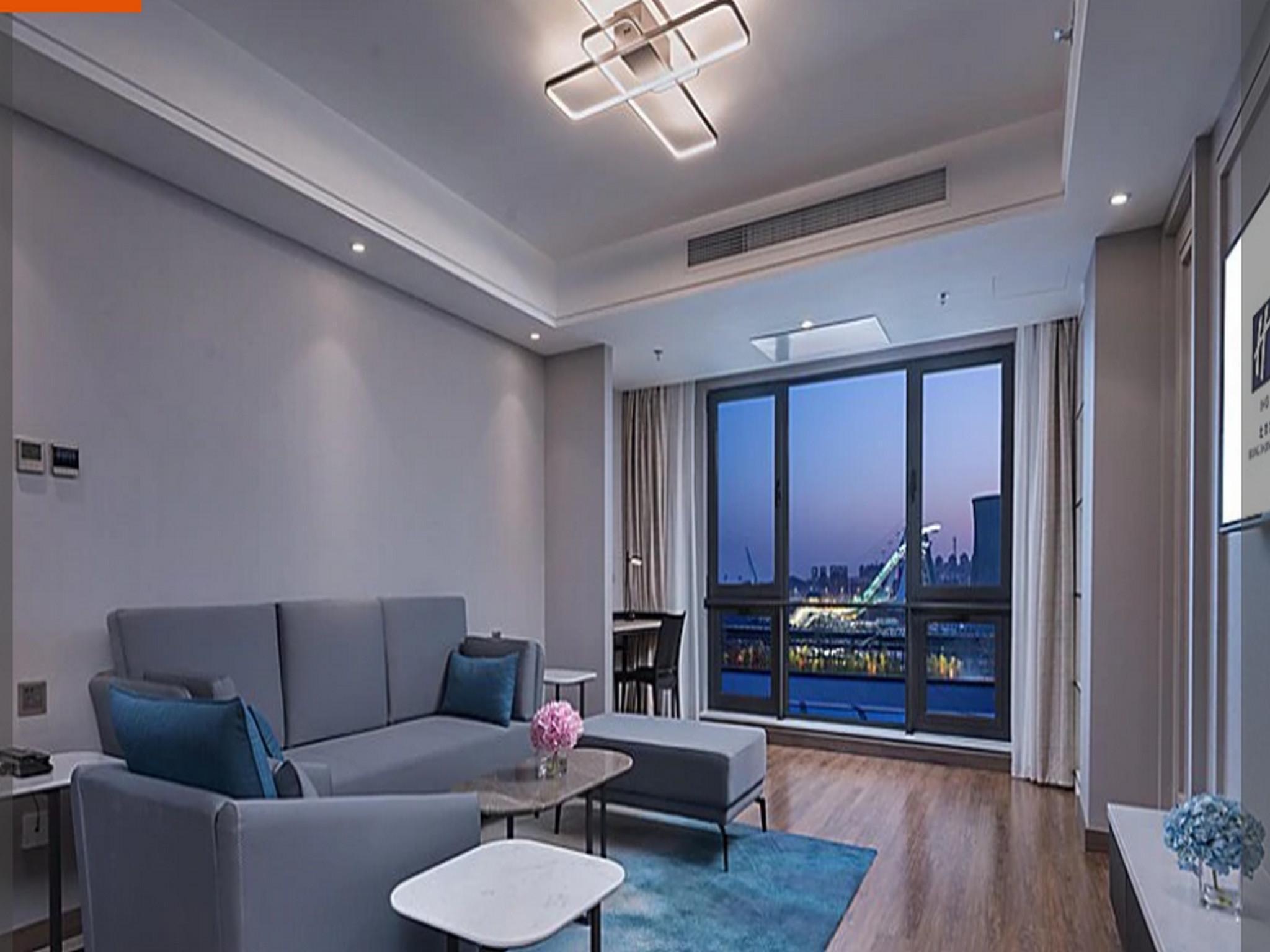 Holiday Inn Express Beijing Shijingshan Lakeview