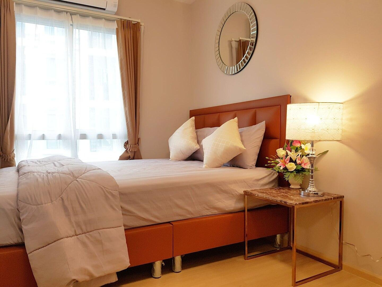 Cozy 1 Bed room 15 mins to Don Mueang Airport บ้านเดี่ยว 1 ห้องนอน 1 ห้องน้ำส่วนตัว ขนาด 30 ตร.ม. – สนามบินนานาชาติดอนเมือง
